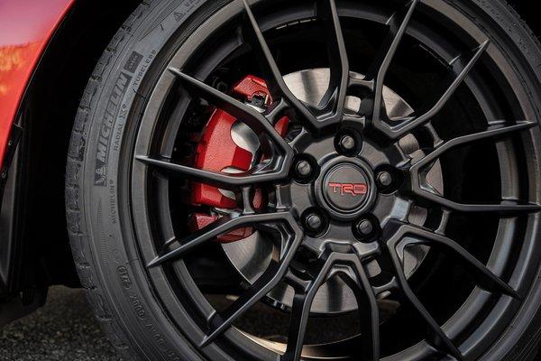 2020 Toyota Avalon TRD Wheel