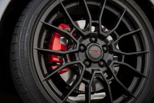 2020 Toyota Camry TRD Wheel