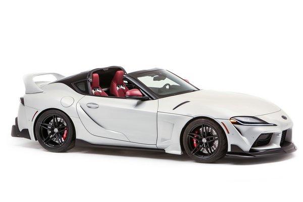 2020 Toyota GR Supra Sport Top