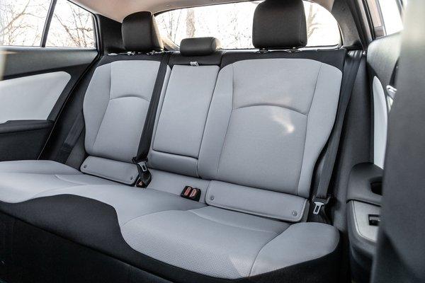 2020 Toyota Prius L Eco Interior