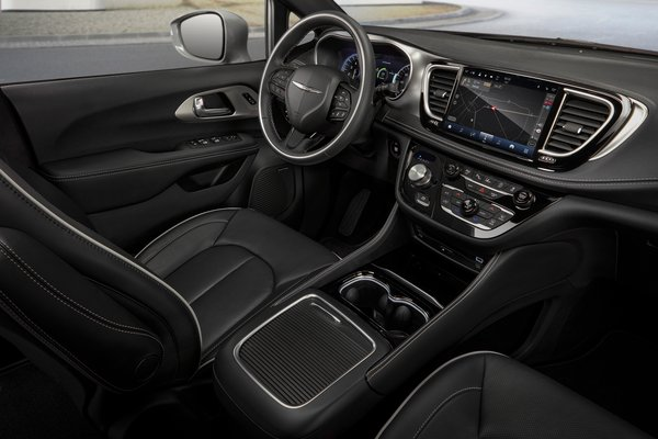 2021 Chrysler Pacifica Limited S Interior