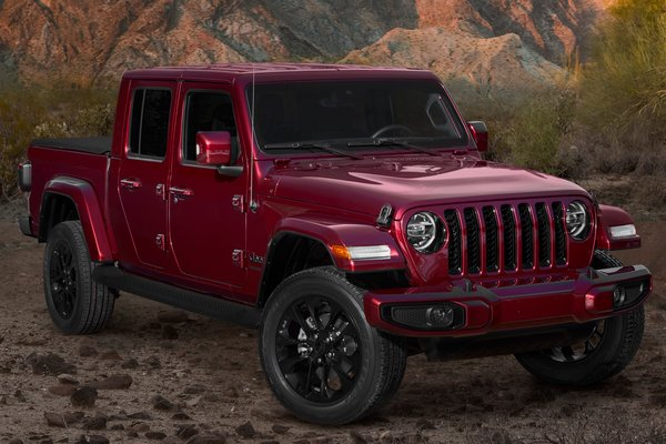 2020 Jeep Gladiator High Altitude