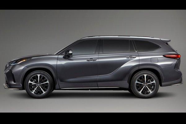 2021 Toyota Highlander XSE
