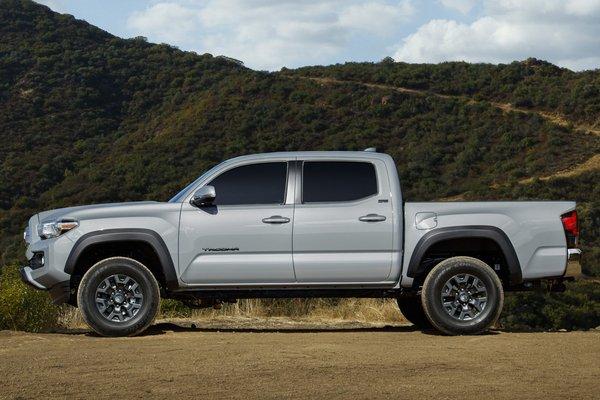 2021 Toyota Tacoma Trail edition