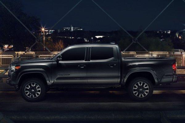 2021 Toyota Tacoma Nightshade edition