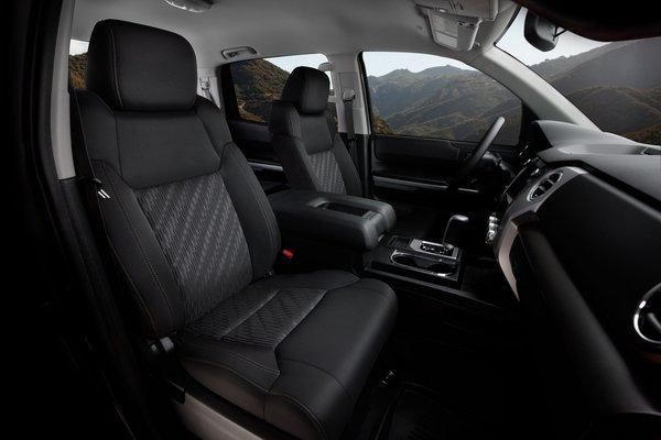 2021 Toyota Tundra Trail edition Interior
