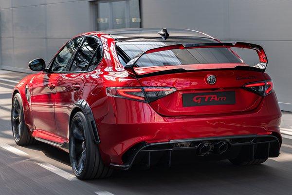2021 Alfa Romeo Giulia GTA m
