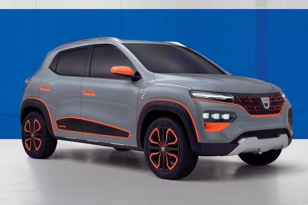 2020 Dacia Spring