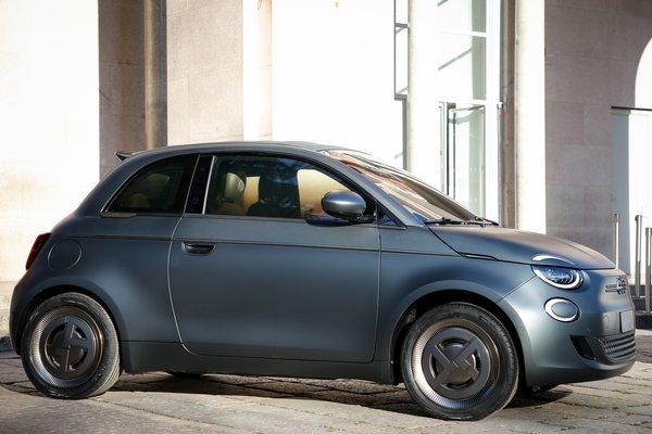 2020 Fiat 500 Giorgio Armani