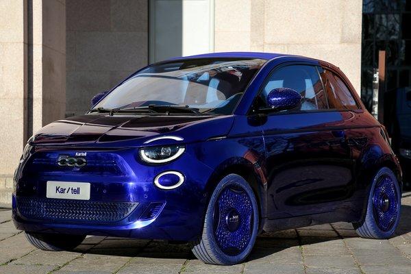2020 Fiat 500 Kartell