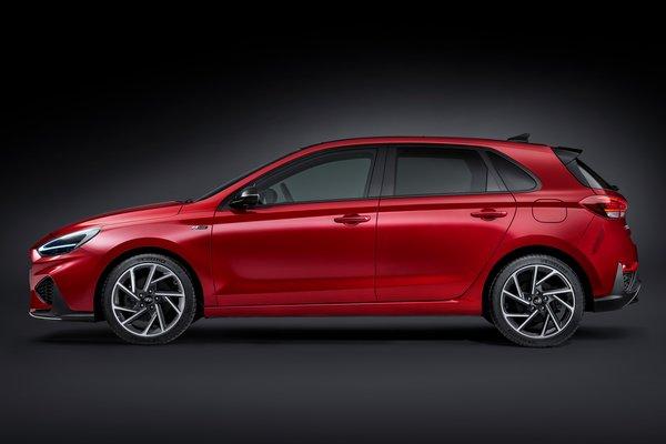 2021 Hyundai i30 N-line 5d