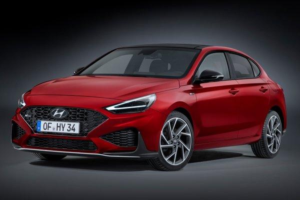 2021 Hyundai i30 N-line fastback
