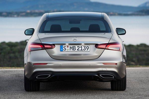 2021 Mercedes-Benz E-Class sedan