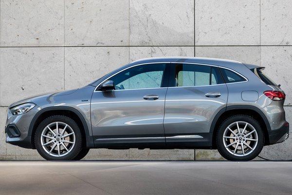 2021 Mercedes-Benz GLA 250e PHEV