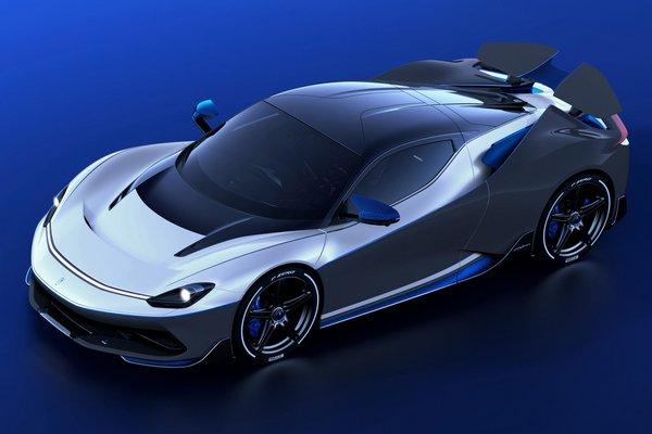 2020 Pininfarina Battista Anniversario