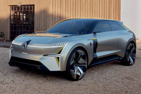 2020 Renault Morphoz