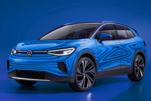 2022 Volkswagen ID.4