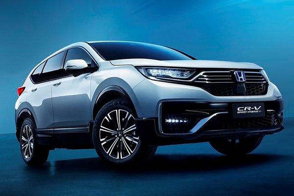 2021 Honda CR-V PHEV