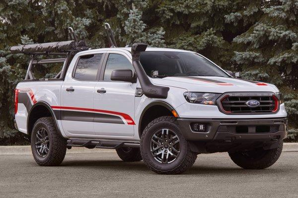 2020 Ford Ford Ranger XLT Tremor
