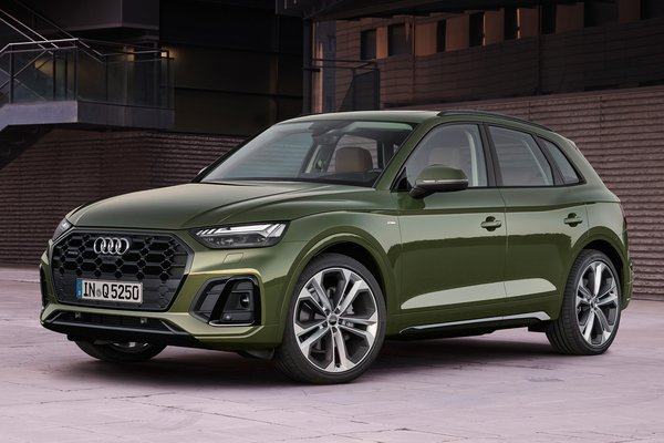 2021 Audi Q5 (non-us model)
