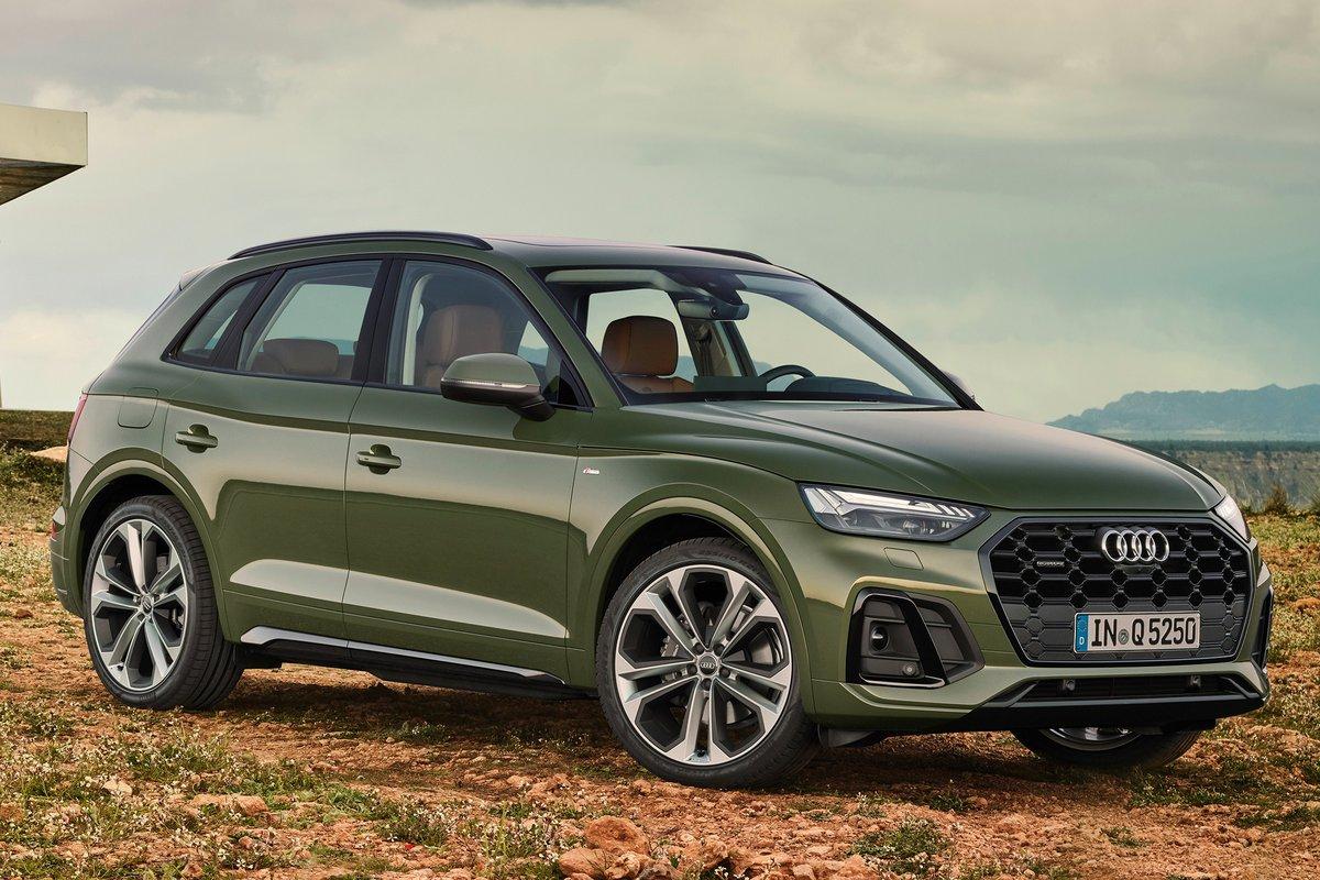 2021 Audi Q5 pictures