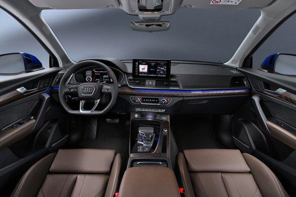 2021 Audi Q5 Sportback Interior