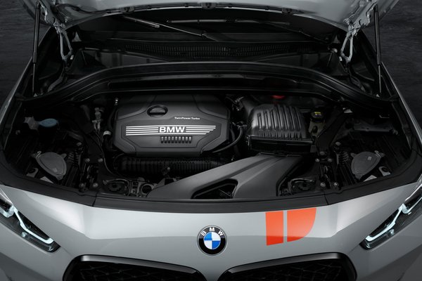 2021 BMW X2 Edition M Mesh Engine
