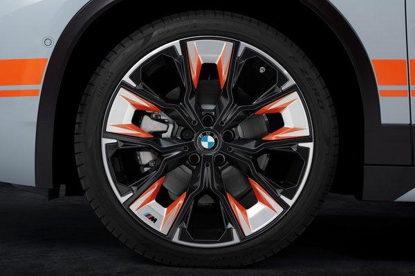2021 BMW X2 Edition M Mesh Wheel