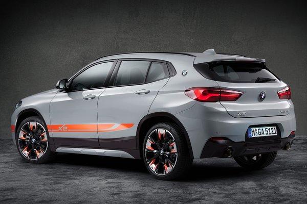 2021 BMW X2 Edition M Mesh