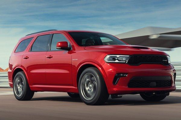 2021 Dodge Durango R/T Tow N Go