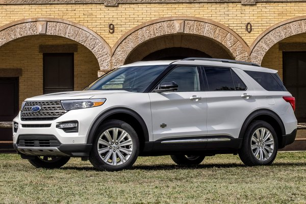 2021 Ford Explorer King Ranch