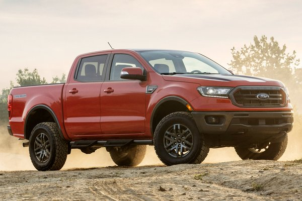 2021 Ford Ranger SuperCrew
