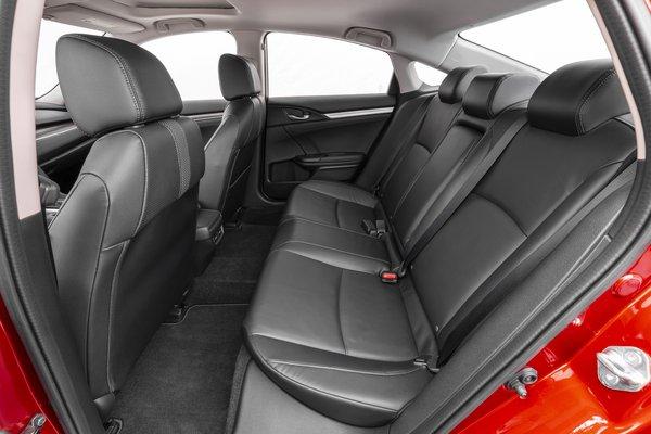 2021 Honda Civic sedan Touring Interior