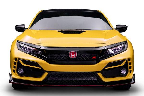 2021 Honda Civic Type R Limited