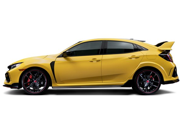 2021 Honda Civic Type R Limited