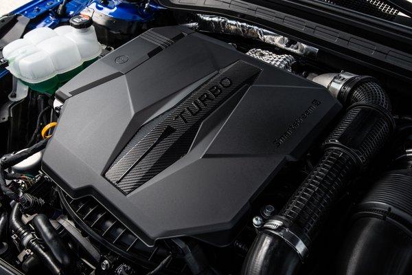 2021 Kia K5 GT Engine