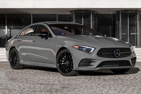 2021 Mercedes-Benz CLS-Class