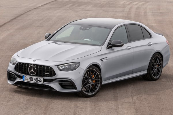 2021 Mercedes-Benz E-Class sedan