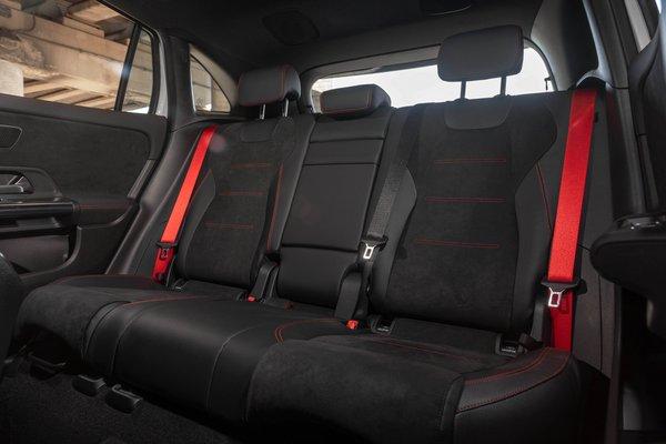 2021 Mercedes-Benz GLA-Class GLA 45 AMG Interior
