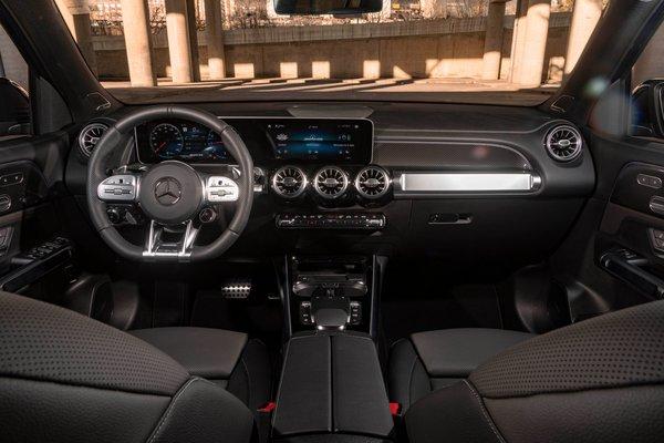 2021 Mercedes-Benz GLB-Class GLB 35 AMG Interior