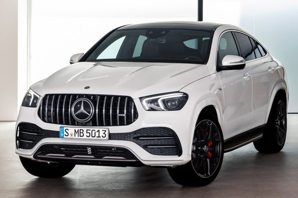 2021 Mercedes-Benz GLE-Class Coupe GLE 53 AMG
