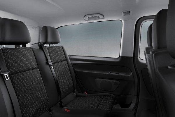 2021 Mercedes-Benz Metris passenger van Interior