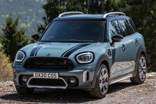 2021 Mini Countryman Cooper S