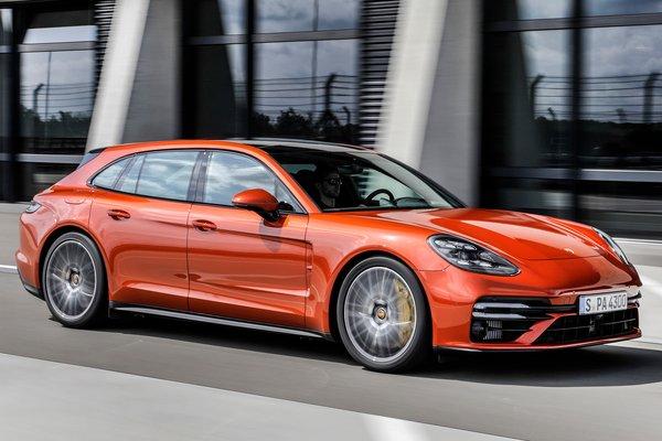 2021 Porsche Panamera Sport Turismo Turbo S