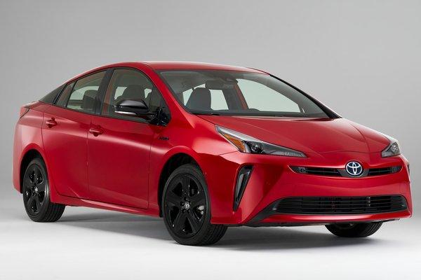 2021 Toyota Prius