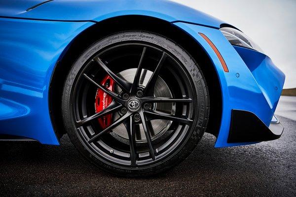 2021 Toyota Supra A91 edition Wheel