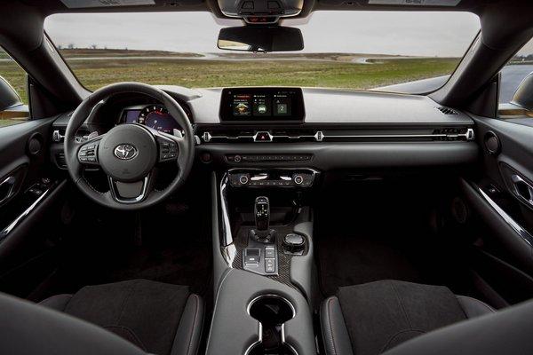 2021 Toyota Supra 2.0 Interior