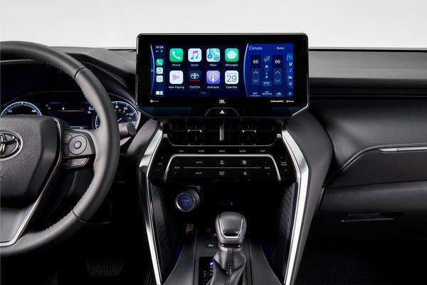 2021 Toyota Venza Instrumentation