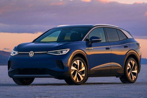 2021 Volkswagen ID.4 Pro S Gradient Package