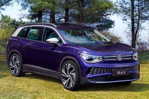 2022 Volkswagen ID.6 X